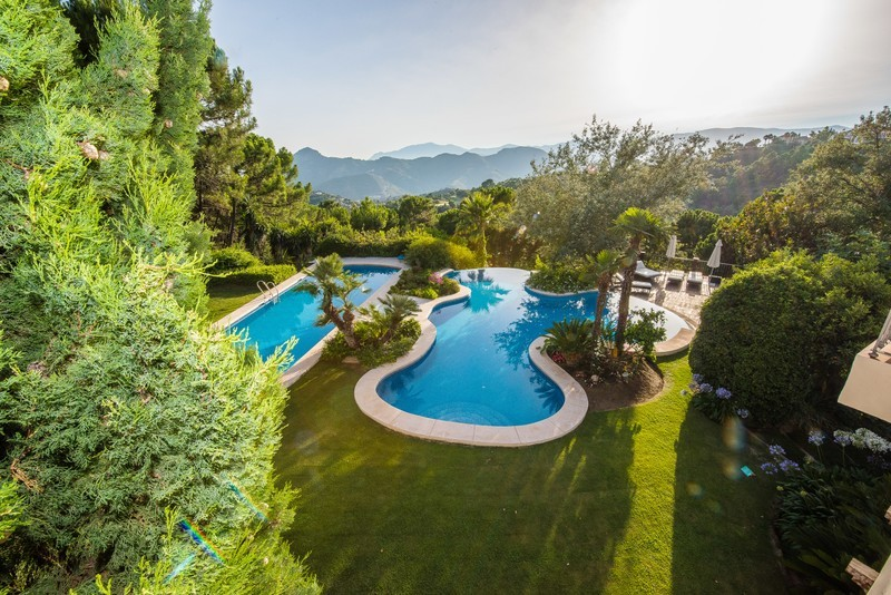 8 bed Property For Sale in La Zagaleta, Costa del Sol - 1