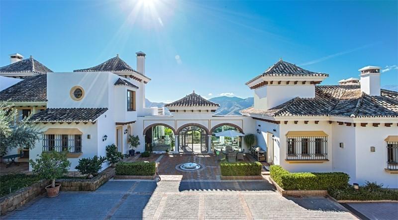 7 bed Property For Sale in La Zagaleta, Costa del Sol - 1