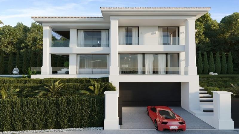 4 bed Property For Sale in El Madroñal, Costa del Sol - 3