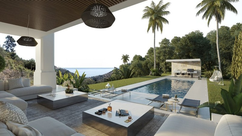 4 bed Property For Sale in El Madroñal, Costa del Sol - 4