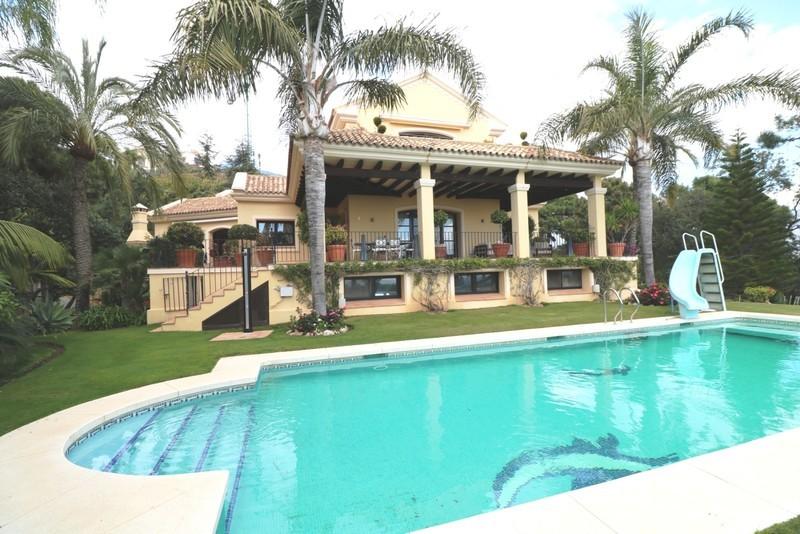 5 bed Property For Sale in La Zagaleta, Costa del Sol - 1