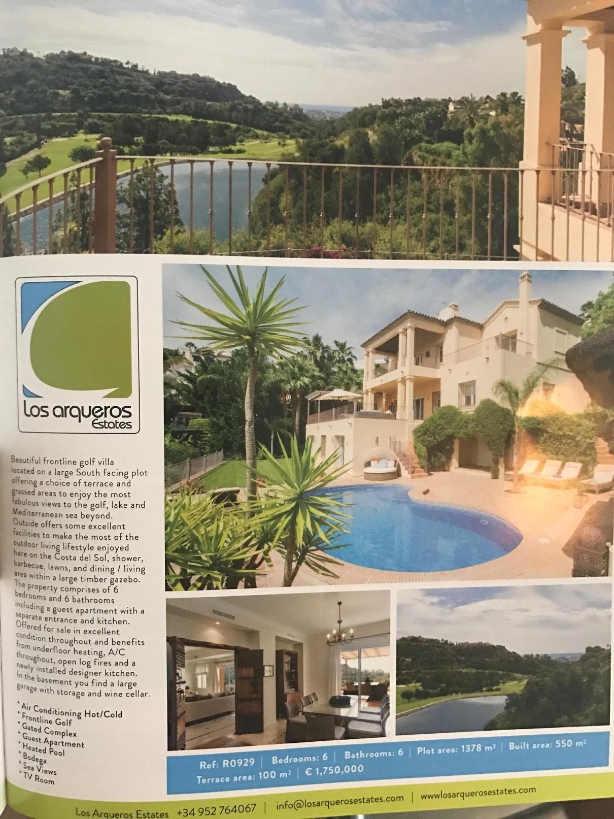 Full page advert_Utopia magazine June 2017_Ref R0929